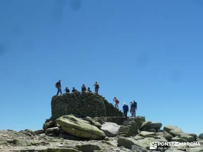 La Mira - Los Galayos (Gredos);senderismo wikipedia foros de montaña berrea en cazorla